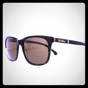 Brooks Brothers tortoise cream/ Brown Sunglasses!!